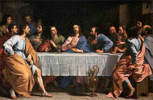 The Last Supper by Phillipe de Champaigne