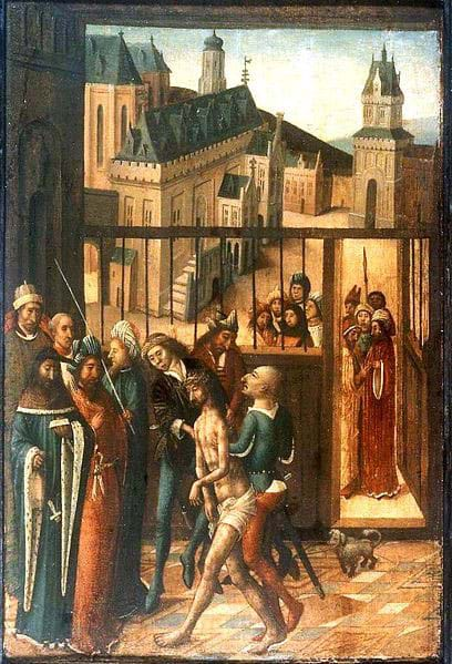 Christ Before Pilate, by a Master of Bellaert