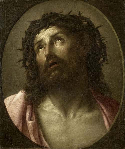 The Man of Sorrows by Guido Reni