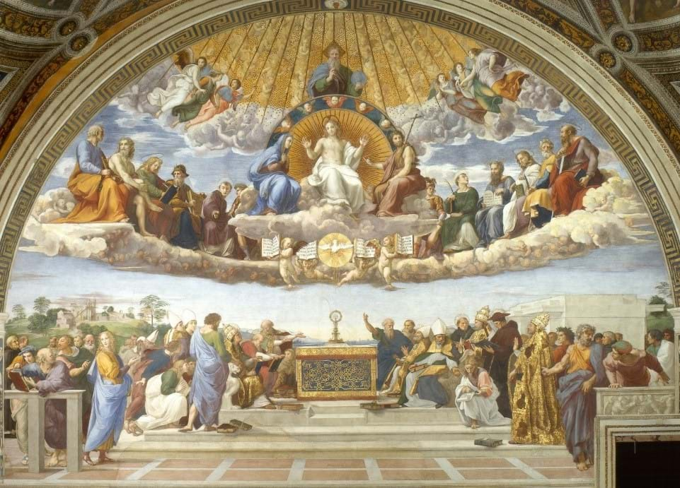 Disputation of the Blessed Sacrament